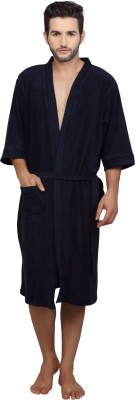 Mark Home Blue XL Bath Robe