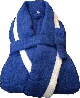 CKT Blue Large Bath Robe