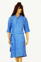Bagira Blue XL Bath Robe(Bath Robe, For: Women, Blue)