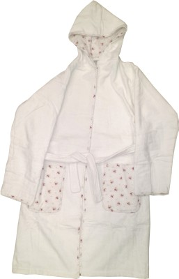Valtellina Grey Free Size Bath Robe