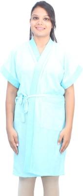 Romano Green Free Size Bath Robe