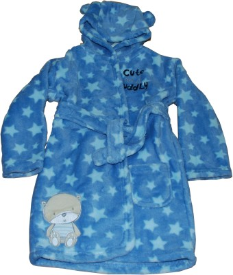 Abracadabra Blue XS Bath Robe