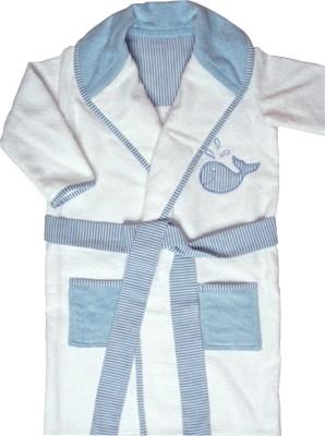 Abracadabra Blue Bath Robe