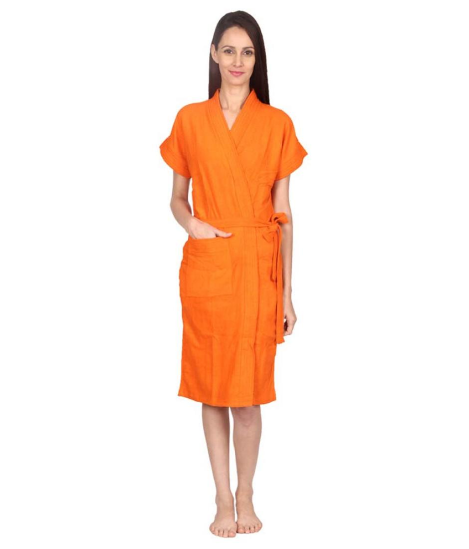 FILMAX® ORIGINALS Orange XXL Bath Robe