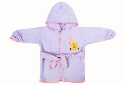 Baby Oodles Lavender XS Bath Robe