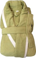 CKT Green Large Bath Robe(1 Bathrobe, For: Baby Boys & Baby Girls, Green)