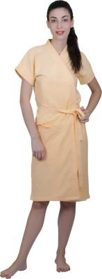 Vixenwrap Peach Free Size Bath Robe
