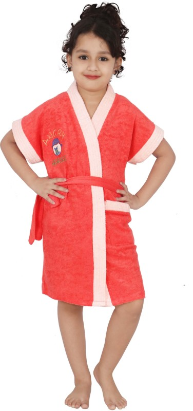 Superior Red XL Bath Robe(Bath Robe, For: Baby Boys & Baby Girls, Red)