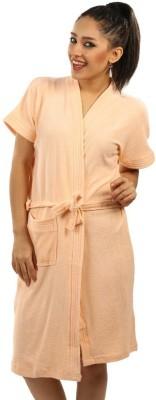 Sree Lakshmi,s Peech Free Size Bath Robe
