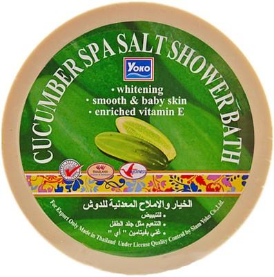 Yoko Cucumber Spa Salt Shower Bath(Made In Thailand)