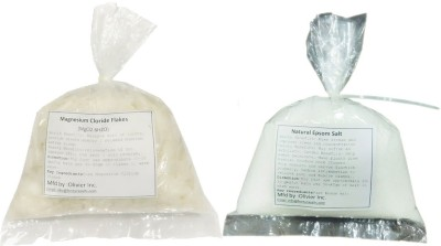 Fontura Epsom Bath Salts and Magnesium Chloride Flakes Combo