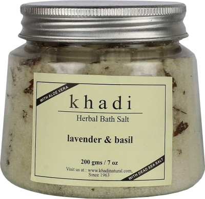 khadi Natural Herbal Bath Salt - Lavende...