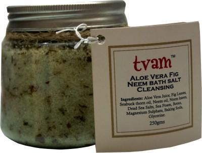 TVAM Aloe Vera Fig & Neem Bath Salt
