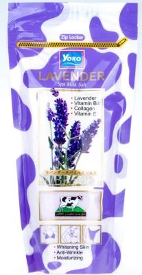 Yoko Lavender Spa Milk Salt(Made In Thailand)