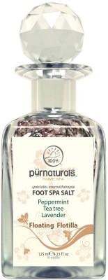 Pure Naturals Floating Flotilla Foot Spa Salt
