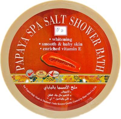 Yoko Papaya Spa Salt Shower Bath (Made In Thailand)