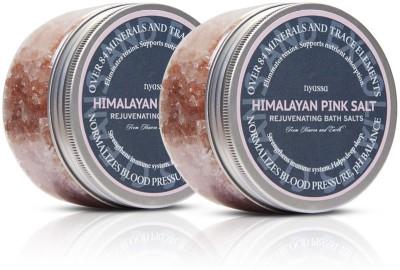 Nyassa Himalayan Pink Bath Salt Pack Of 2