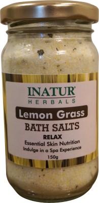 INATUR Lemongrass Bath Salt