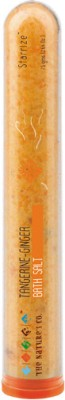 The Nature's Co Tangerine and Ginger Bath Salt