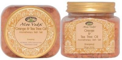 Aloe Veda Orange & Tea Tree Oil Bath Salt