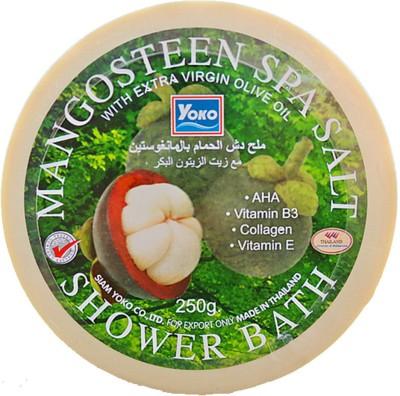 Yoko Mangosteen Spa Salt Shower Bath