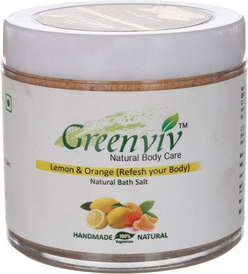 Greenviv Natural Bath Salt - Refresh Your Body