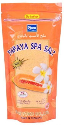 Yoko Papaya Spa Salt For Smooth Skin(300 g)