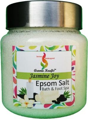 Aromakrafts Ultra Pure Epsom Salt with Jasmine Joy Aroma