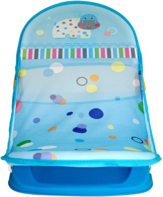 LuvLap Hippo Dippo Baby Bather Baby Bath Seat