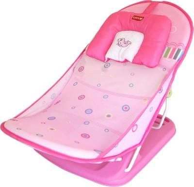 LuvLap Ocean Baby Bather Baby Bath Seat(Pink)