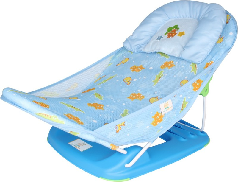 Ole Baby Deluxe Bather Baby Bath Seat(Blue)