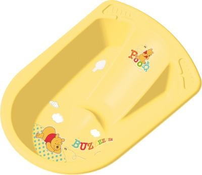 OKT ANATOMIC - WINNIE THE POOH Baby Bath Seat(Yellow)