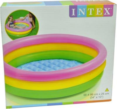 Intex Water tub Inflatable Pool 5ft diameter Baby Bath Seat