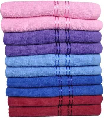 Satviham Cotton Hand Towel Set