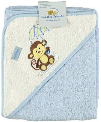 Luvable Friends Cotton Bath Towel