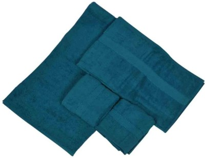 Trident Cotton Set of Towels, Bath Towel, Hand Towel
