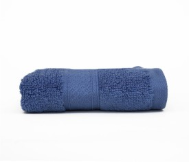 @home Cotton Terry Hand Towel(Blue)