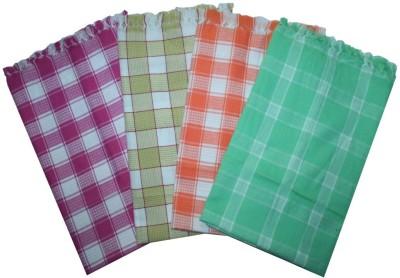 New Ladies Zone Cotton Bath Towel Set