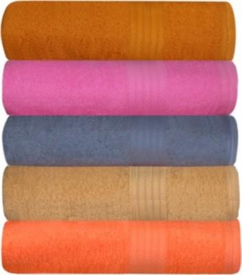 Big ShopOnline 5 Piece Bath Linen Set