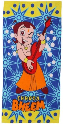 Chhota Bheem Cotton Baby Towel