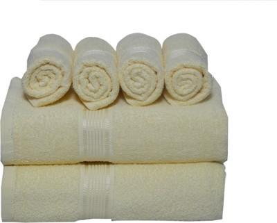 Eurospa Cotton Set of Towels, Bath Towel, Hand Towel