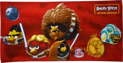 Angry Birds Cotton Bath Towel