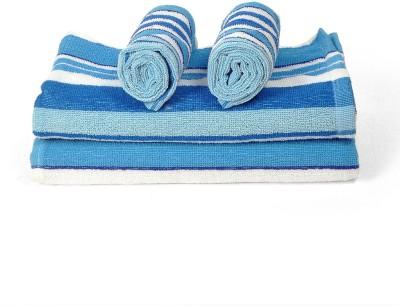 Cortina Cotton Bath & Hand Towel Set