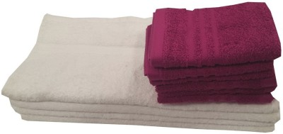 Welhouse Cotton Hand & Face Towel Set