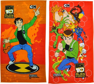 Ben10 Cotton Bath Towel