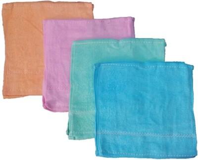 Satviham Cotton Face Towel Set