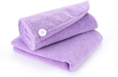 Rudham Microfiber Hair Towel