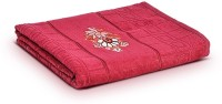 First Row Cotton Bath Towel(Red)