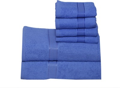 Eurospa Cotton Set of Towels, Bath Towel, Hand Towel