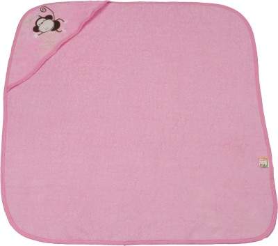 Belle Maison Embroidered Single Top Sheet Pink